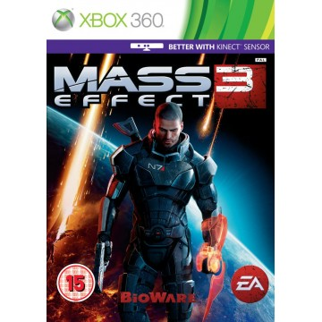 Mass Effect 3 (Jauna)